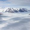 The Ferrar Glacier