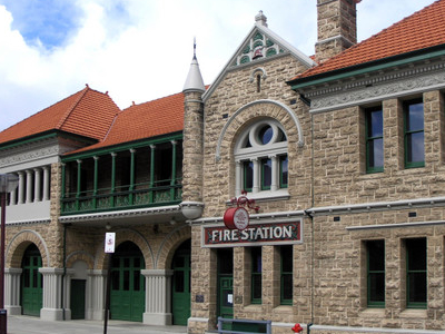 Perth Fire Station Tours
