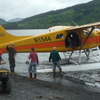 Floatplane In Kodiak Airport