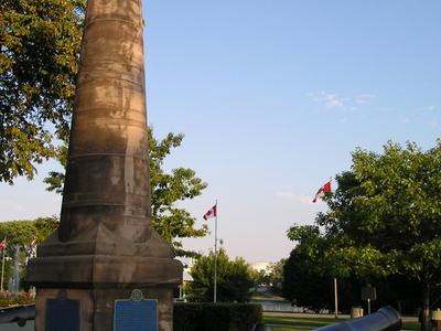 Fort Rouillé Monument At Exhibition Place