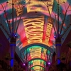 Fremont Streets Illuminated Space Frame