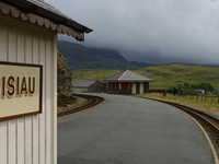 Tanygrisiau Railway Station
