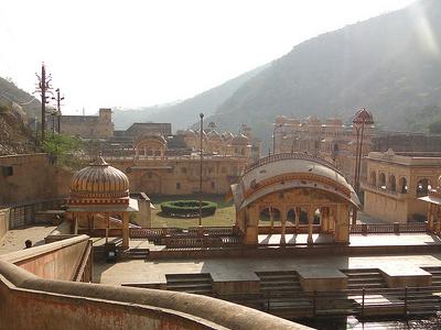 Galta Ji - Jaipur