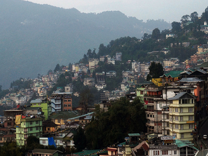 Glimpse of Gangtok Photos