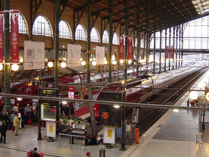 Private Transfer: Gare du Nord Train Station (Eurostar Terminal) Photos