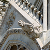 Gargoyle And Sculptural Details