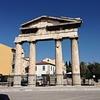 Gate Of Athena Archegetis - Acropolis