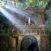 Gateway Leading To Huyen Khong Cave In The Marble Mountains