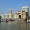 Gateway Of India With Taj Mahal Hotel