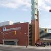 General Motors Centre Exterior