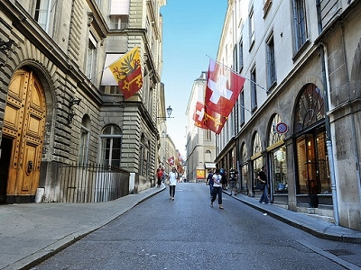 Geneva Street View