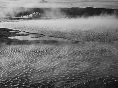 GenGeyser-2 For Baby Daisy Geyser - Yellowstone - USA