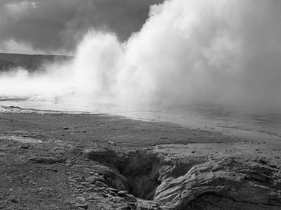 GenGeyser-3 For Semi-Centennial Geyser - Yellowstone - USA