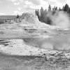 GenGeyser-5 For North Triplet Geyser - Yellowstone - USA