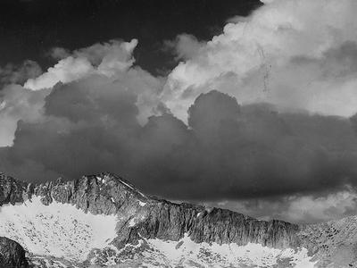 GenPeaks-4 For Church Butte - Glacier - USA