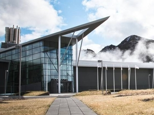 Geothermal Energy Exhibition at the Hellisheiði Power Plant