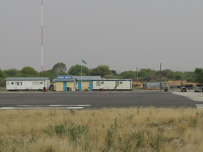 Ghanzi Airport
