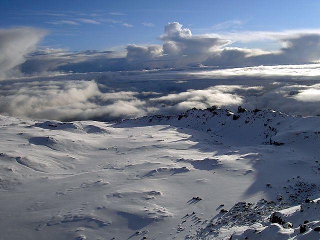 Kilimanjaro Climbing Machame Route Photos
