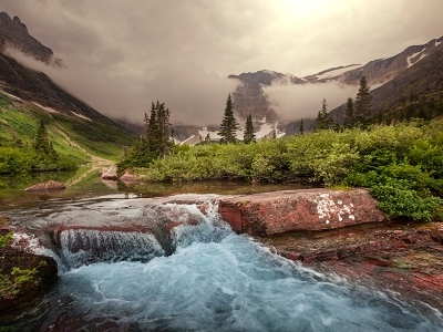Glacier National Park MT