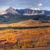 Glacier NP Autumn Colors Montana