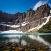 Glacier NP Iceberg Lake - Montana