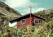 Goat Pass Hut