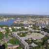 Gold Coast Waterway And Chevron Island