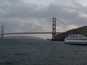 Golden Gate Bay Cruise Photos