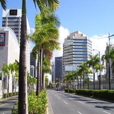 Golden Mile, Puerto Rico
