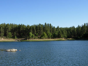 Goldwater Lake