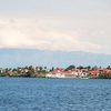 Goma City On The Shore Of Lake Kivu