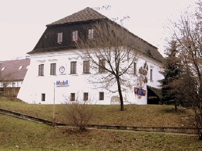 Gorajski manor house