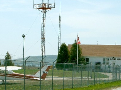 Gore Bay Airport