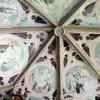 Gotic Frescos In Saint Adolari Church, Austria