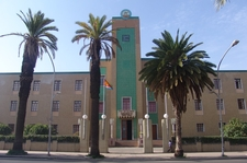 Government Building Of Eritrea