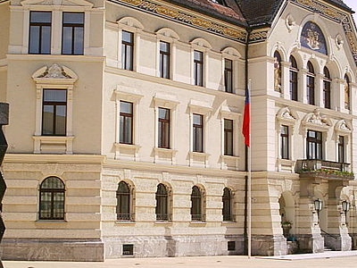 Government House Of Liechtenstein