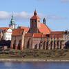 Granaries Along River Vistula