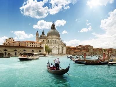 Grand Canal & Santa Maria Basilica