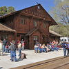 Historic Grand Canyon Train Depot