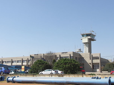 Grand Central Airport