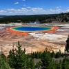Grand Prismatic Spring - Yellowstone - Wyoming - USA