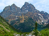 Grand Tetons Cascade Canyon