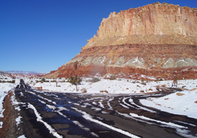 Grand Wash - Capitol Reef - Utah - USA