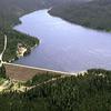 Grassy Lake Dam