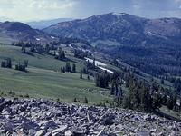 Gray Peak - Wyoming