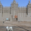 The Great Mosque's Of Djenne