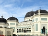 Great Mosque Of Medan - Sumatra ID