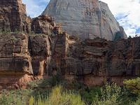 Great White Throne Mountain