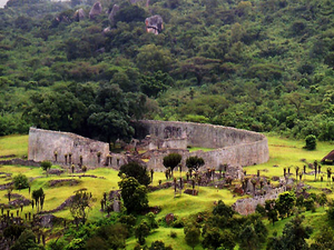 Great Zimbabwe Ruins Tour Photos