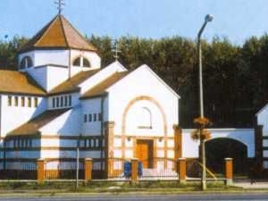 Greek Catholic Church-Tiszaújváros